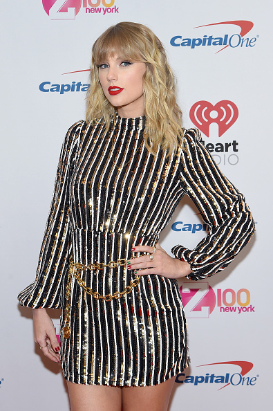 Taylor Swift「iHeartRadio's Z100 Jingle Ball 2019 Presented By Capital One - Backstage」:写真・画像(10)[壁紙.com]
