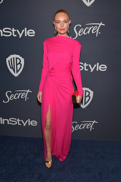 Gold Purse「The 2020 InStyle And Warner Bros. 77th Annual Golden Globe Awards Post-Party - Red Carpet」:写真・画像(1)[壁紙.com]