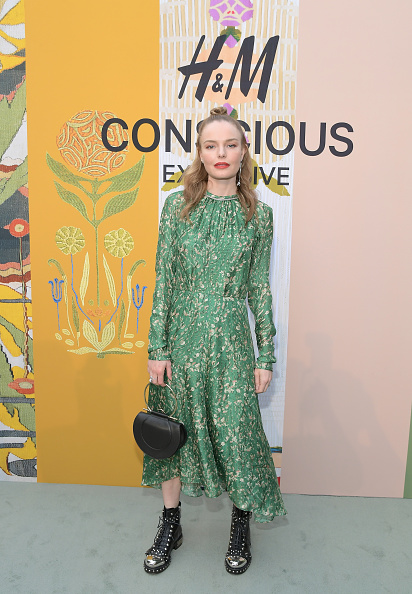 Green Dress「H&M Celebrates 2018 Conscious Exclusive collection」:写真・画像(12)[壁紙.com]