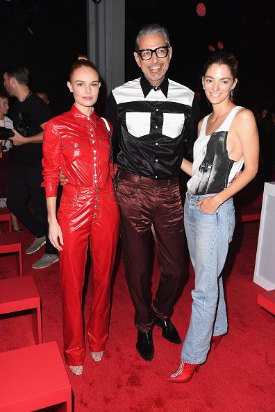 ニューヨークファッションウィーク「Calvin Klein Collection - Front Row - September 2018 - New York Fashion Week」:写真・画像(6)[壁紙.com]