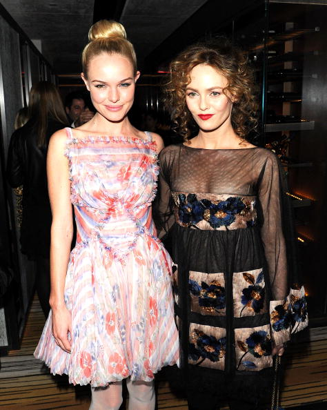 Chiffon「CHANEL Dinner In Honor Of Vanessa Paradis For Rouge COCO - Inside」:写真・画像(7)[壁紙.com]