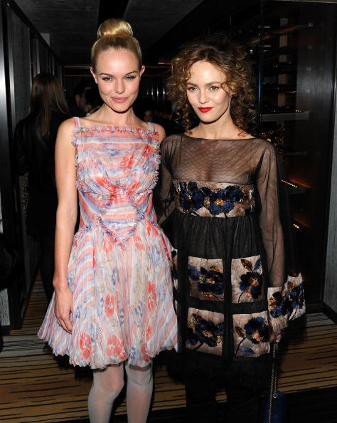 Chiffon「CHANEL Dinner In Honor Of Vanessa Paradis For Rouge COCO - Inside」:写真・画像(5)[壁紙.com]
