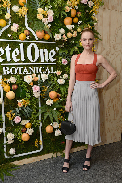 Skirt「Launch of Ketel One Botanical, A New First-of-Its-Kind Spirit in New York City, on May 16, 2018.」:写真・画像(13)[壁紙.com]