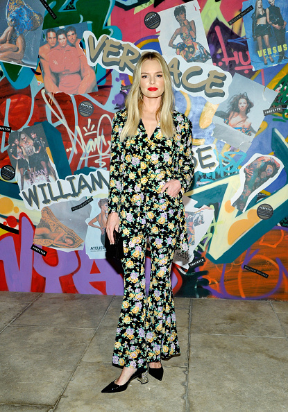 Floral Pattern「Farfetch and William Vintage Celebrate Gianni Versace Archive hosted by Elizabeth Stewart and William Banks-Blaney」:写真・画像(19)[壁紙.com]