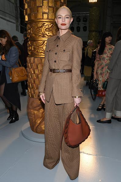 Womenswear「Chloe : Front Row - Paris Fashion Week Womenswear Fall/Winter 2020/2021」:写真・画像(4)[壁紙.com]
