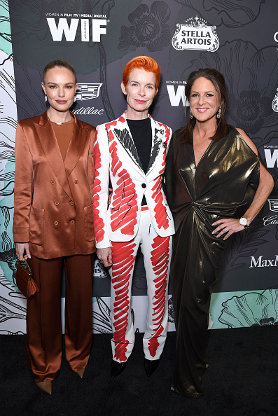 Presley Ann「12th Annual Women In Film Oscar Nominees Party Presented By Max Mara With Additional Support From Chloe Wine Collection, Stella Artois and Cadillac - Red Carpet」:写真・画像(2)[壁紙.com]