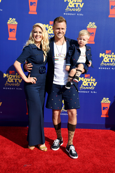 Gunner Stone「2019 MTV Movie And TV Awards - Arrivals」:写真・画像(13)[壁紙.com]