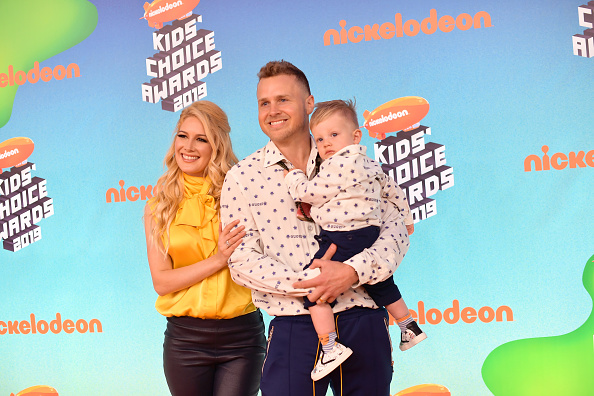 Gunner Stone「Nickelodeon's 2019 Kids' Choice Awards - Red Carpet」:写真・画像(2)[壁紙.com]
