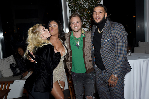 """Spencer Platt「WE tv Celebrates The 100th Episode Of The """"Marriage Boot Camp"""" Reality Stars Franchise And The Premiere Of """"Marriage Boot Camp Family Edition""""」:写真・画像(15)[壁紙.com]"""