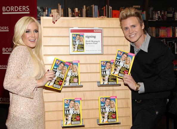 """Spencer Platt「Heidi Montag & Spencer Pratt Promote """"How To Be Famous""""」:写真・画像(11)[壁紙.com]"""