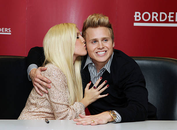 "Heidi Montag & Spencer Pratt Promote ""How To Be Famous"":ニュース(壁紙.com)"