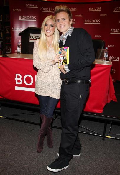 """Spencer Platt「Heidi Montag & Spencer Pratt Promote """"How To Be Famous""""」:写真・画像(3)[壁紙.com]"""