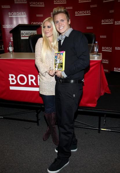 """Spencer Platt「Heidi Montag & Spencer Pratt Promote """"How To Be Famous""""」:写真・画像(1)[壁紙.com]"""