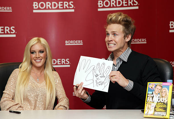 "Heidi Montag & Spencer Pratt Promote ""How To Be Famous"":ニュース(壁紙.com)"