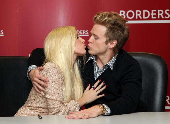 """Spencer Platt「Heidi Montag & Spencer Pratt Promote """"How To Be Famous""""」:写真・画像(4)[壁紙.com]"""