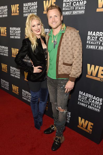 "Heidi Montag「WE tv Celebrates The 100th Episode Of The ""Marriage Boot Camp"" Reality Stars Franchise And The Premiere Of ""Marriage Boot Camp Family Edition""」:写真・画像(17)[壁紙.com]"