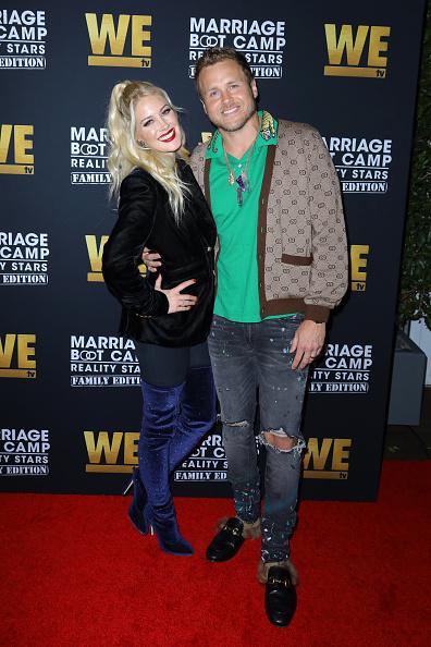 "Spencer Platt「WE tv Celebrates The Premiere Of ""Marriage Boot Camp""」:写真・画像(10)[壁紙.com]"