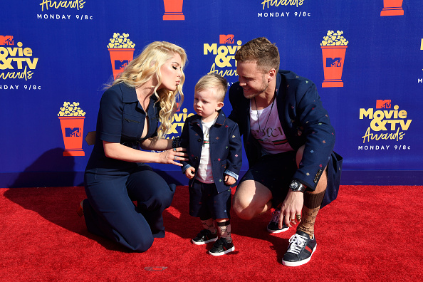 Gunner Stone「2019 MTV Movie And TV Awards - Arrivals」:写真・画像(10)[壁紙.com]