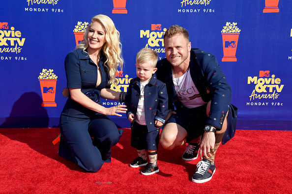 Gunner Stone「2019 MTV Movie And TV Awards - Arrivals」:写真・画像(9)[壁紙.com]