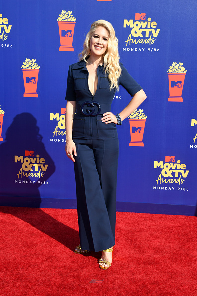 Heidi Montag「2019 MTV Movie And TV Awards - Arrivals」:写真・画像(16)[壁紙.com]