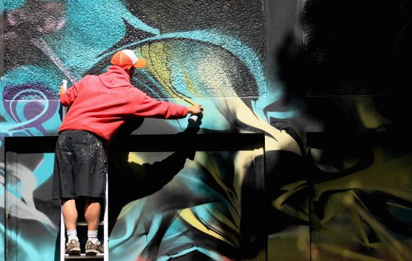 Graffiti「Graffiti Artists Collaborate For Europe's Largest Street Art Project In Bristol」:写真・画像(12)[壁紙.com]