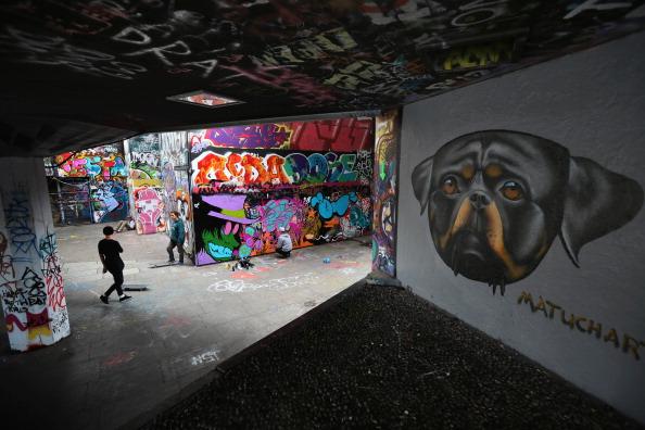 Skateboard Park「Skateboarding's South Bank Home Under Threat」:写真・画像(15)[壁紙.com]