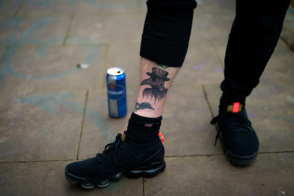 Tattoo「Lockdown Lite: England's Patchwork Approach To Curbing A Second Wave」:写真・画像(18)[壁紙.com]