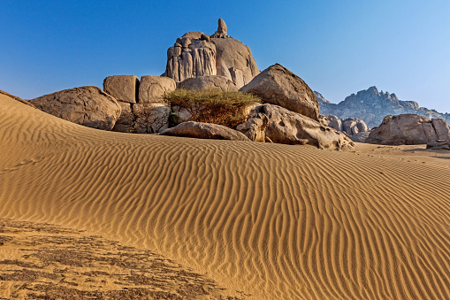 Arid Climate「Desert landscape, Saudi Arabia」:スマホ壁紙(4)