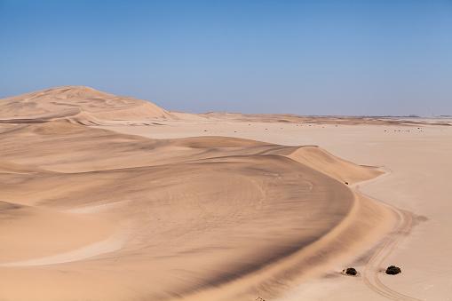Namibia「Desert landscape, Namibia」:スマホ壁紙(9)