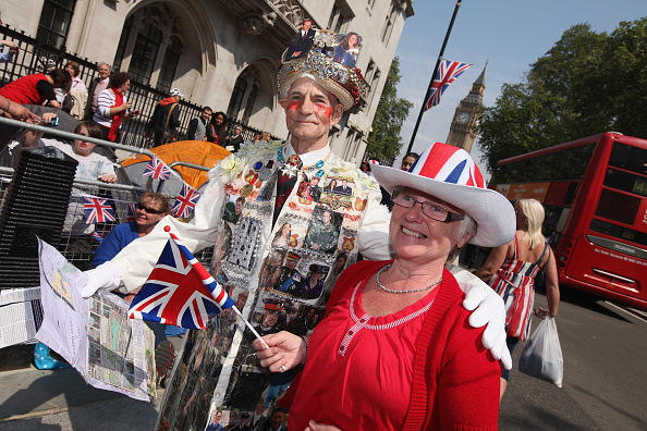 Royal Wedding of Prince William and Catherine Middleton「Final Preparations Are Made Ahead Of The Royal Wedding」:写真・画像(5)[壁紙.com]