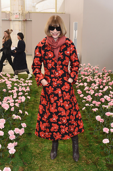 ニューヨークファッションウィーク「Tory Burch - Backstage And Front Row - February 2018 - New York Fashion Week」:写真・画像(6)[壁紙.com]