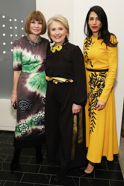 Glamour Magazine's Women Of The Year Awards「2018 Glamour Women Of The Year Awards: Women Rise - Backstage」:写真・画像(5)[壁紙.com]