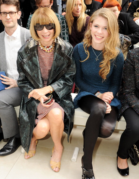 Kensington Gardens「Burberry Spring Summer 2012 Womenswear Show - Front Row And Backstage」:写真・画像(11)[壁紙.com]