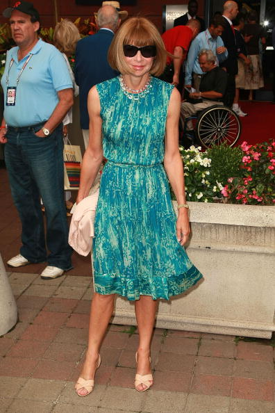Turquoise Colored「2008 US Open - 8th Annual USTA Serves' OPENing Gala」:写真・画像(3)[壁紙.com]