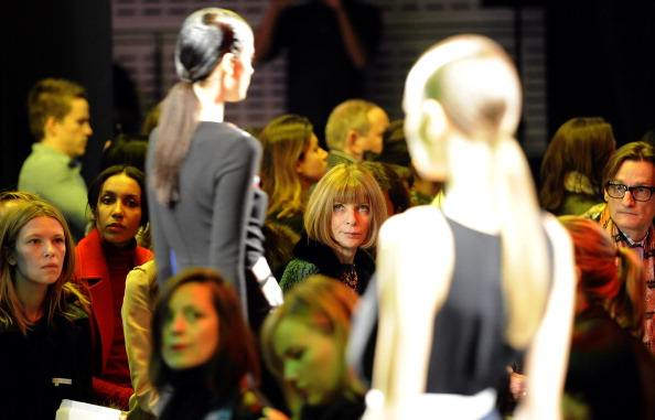 London Fashion Week「Peter Pilotto: Front Row - London Fashion Week AW14」:写真・画像(8)[壁紙.com]