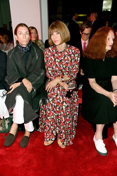 ニューヨークファッションウィーク「Calvin Klein Collection - Front Row - September 2018 - New York Fashion Week」:写真・画像(16)[壁紙.com]