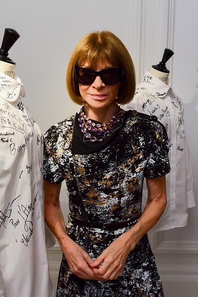 Necklace「Karl Lagerfeld : Exhibition Tribute To Karl - Paris Fashion Week - Womenswear Spring Summer 2020」:写真・画像(6)[壁紙.com]