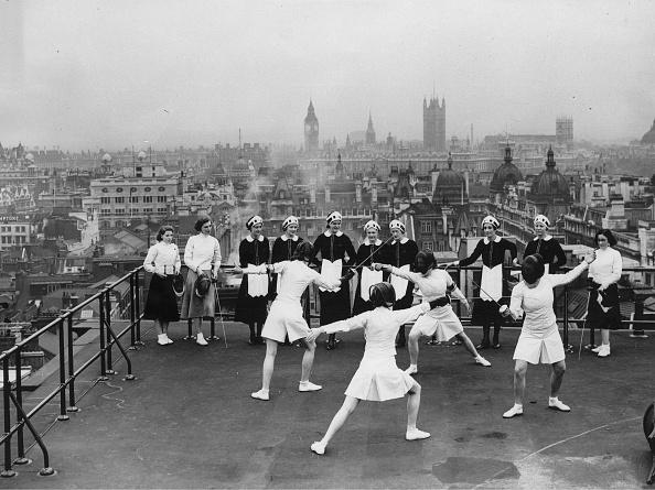 Athleticism「Fencers Of The Lyons Club」:写真・画像(16)[壁紙.com]