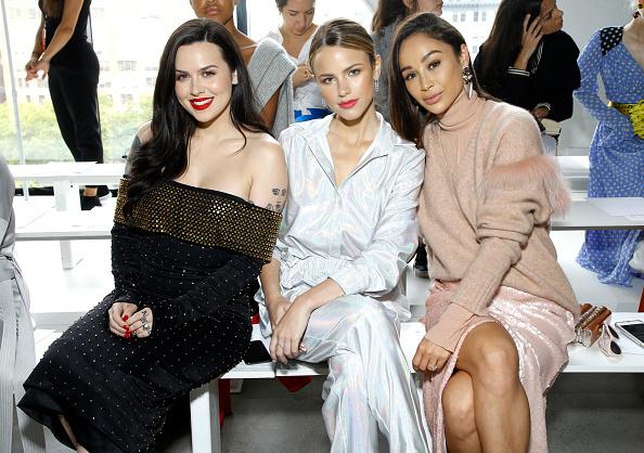 ニューヨークファッションウィーク「Sally LaPointe - Front Row - September 2018 - New York Fashion Week: The Shows」:写真・画像(9)[壁紙.com]
