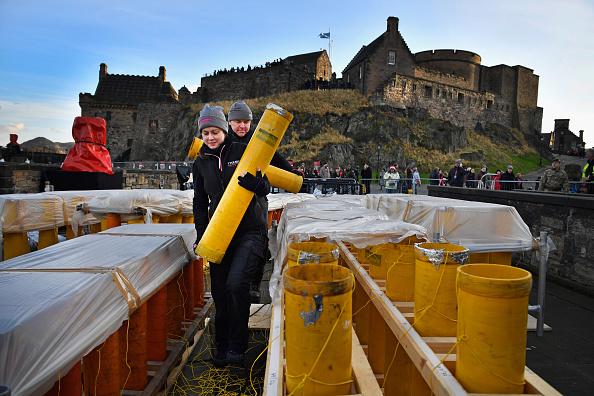 Hogmanay「Preparations Are Made For Edinburgh's Hogmanay Celebrations」:写真・画像(12)[壁紙.com]