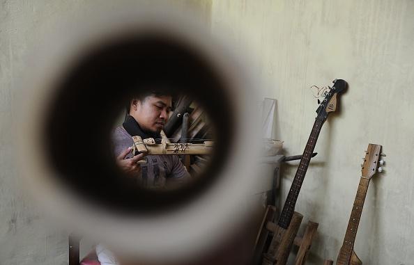 楽器「Indonesian Bamboo Community Make Sustainable Bamboo Music Instruments」:写真・画像(8)[壁紙.com]