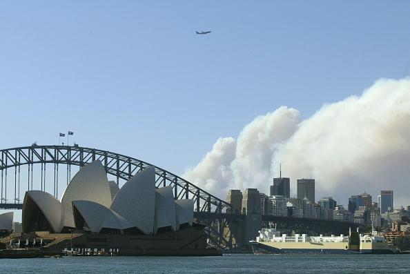 風景「Bushfires blaze around Sydney」:写真・画像(3)[壁紙.com]