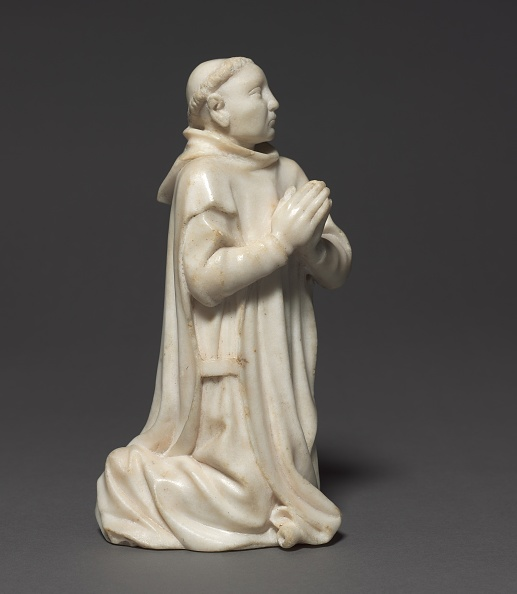 Circa 14th Century「Kneeling Carthusian Monk」:写真・画像(12)[壁紙.com]