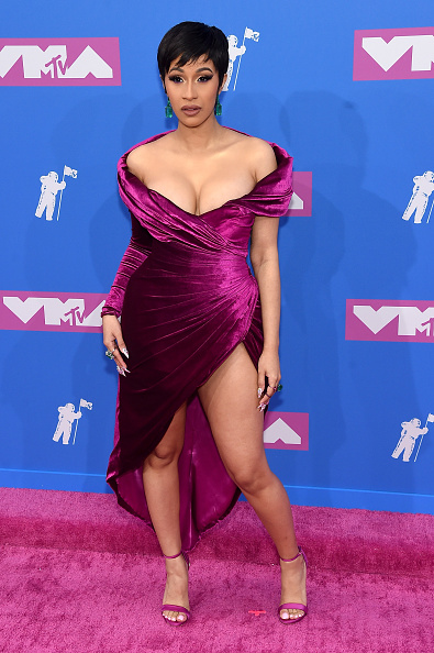 Radio City Music Hall「2018 MTV Video Music Awards - Arrivals」:写真・画像(7)[壁紙.com]