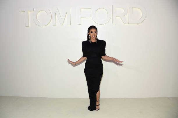 Tom Ford - Backstage - September 2018 - New York Fashion Week:ニュース(壁紙.com)