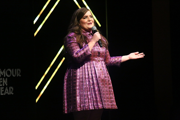 Aidy Bryant「2018 Glamour Women Of The Year Awards: Women Rise - Show」:写真・画像(0)[壁紙.com]