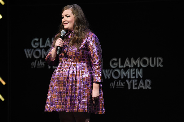 Aidy Bryant「2018 Glamour Women Of The Year Awards: Women Rise - Show」:写真・画像(11)[壁紙.com]