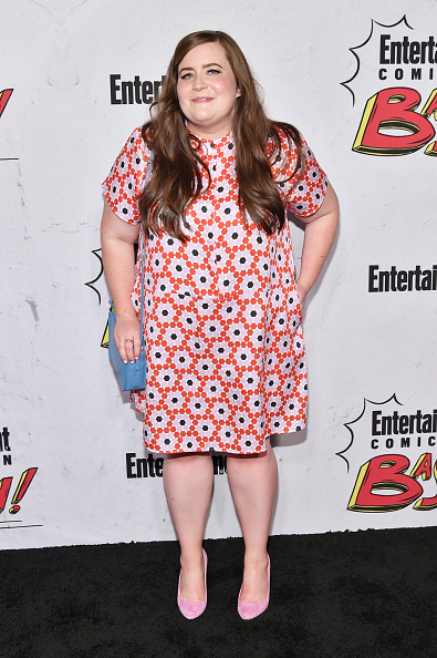 Aidy Bryant「Entertainment Weekly Hosts Its Annual Comic-Con Party At FLOAT At The Hard Rock Hotel In San Diego In Celebration Of Comic-Con 2017 - Arrivals」:写真・画像(4)[壁紙.com]