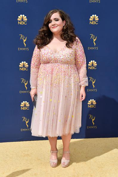 Aidy Bryant「70th Emmy Awards - Arrivals」:写真・画像(12)[壁紙.com]