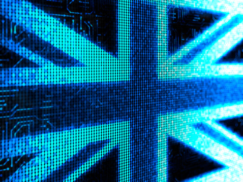 Indigenous Culture「UK Flag」:スマホ壁紙(10)